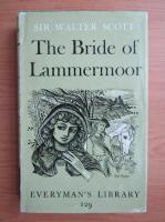 Anticariat: Walter Scott - The Bride of Lammermoor