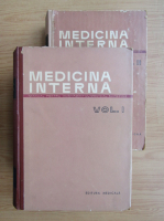 Anticariat: A. Moga - Medicina interna. Manual pentru invatamantul medical superior (2 volume)