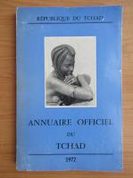 Anticariat: Annuaire officiel du Tchad 1972