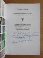 Anticariat: Avram D. Tudosie - In apostolatul unei frumoase profesii (cu autograful autorului)
