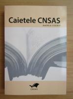 Anticariat: Caietele CNSAS, anul VII, nr. 1, 2014