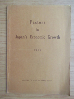 Anticariat: Factors in Japan's economic growth