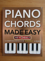 Anticariat: Jake Jackson - Piano and keyboard chords made easy