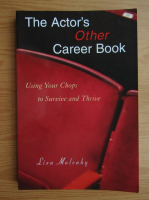 Anticariat: Lisa Mulcahy - The actor's other career book