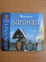 Anticariat: Maramures Sapanta (editie biligva romana-germana)