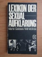 Anticariat: Martin Goldstein - Lexikon der Sexualaufklarung