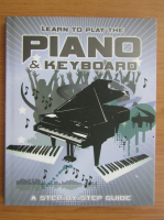 Anticariat: Nick Freeth - Learn to play piano and keyboard
