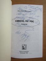 Anticariat: Nicolae Rizeanu - Cercul de foc (cu autograful autorului)