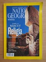 Revista National Geographic, nr. 98, iunie 2011