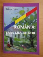 Anticariat: Romania, tara mea de dor