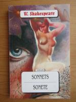 Anticariat: William Shakespeare - Sonete (editie bilingva)