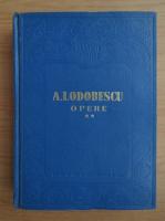 Anticariat: A. I. Odobescu - Opere (volumul 2)