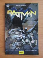 Anticariat: Batman, volumul 1. Conclavul bufnitelor
