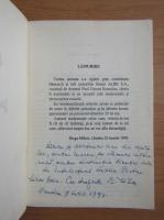 Anticariat: Blaga Mihoc - Istorie si politica (cu autograful autorului)
