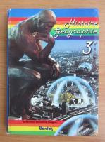 Anticariat: Christian Fournier - Histoire, geographie. 3e