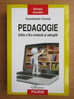 Anticariat: Constantin Cucos - Pedagogie (2014)