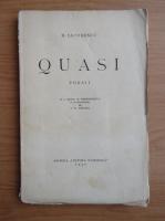 Anticariat: D. Iacobescu - Quasi (1930)