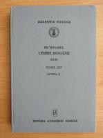 Anticariat: Dictionarul limbii romane (volumul 14)