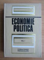 Anticariat: Economie politica (volumul 1)