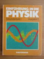 Anticariat: Einfuhrung in die Physik