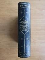 Anticariat: Goethe - Werke (volumul 7-8, 1920)