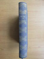 Anticariat: Heinrich Heine - Samtliche Werke (volumul 3, 1932)