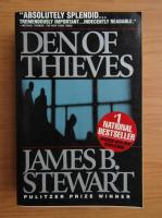 Anticariat: James Stewart - Den of thieves
