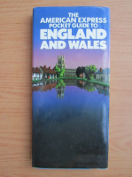 John Tomes - The American Express Pocket Guide to England and Wales