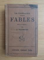 Anticariat: La Fontaine - Fables (1912)