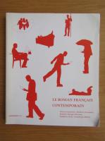 Le roman francais contemporain