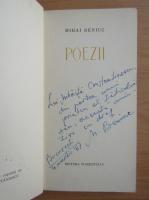 Anticariat: Mihai Beniuc - Poezii (cu autograful autorului)
