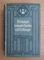 Anticariat: Otto Hellinghaus - Bibliothek wertvoller Novellen und Erzahlungen (volumul 1, 1912)