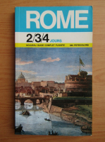 Paolo Andreoli - Rome. Nouveau guide complet planifie