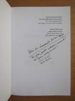Rafael Zalman, Victor Vernescu - Idei intr-o doara. Inceputuri (cu autograful autorului Victor Vernescu)