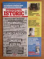 Anticariat: Revista Evenimentul Istoric, nr. 22, 22 noiembrie-20 decembrie 2019