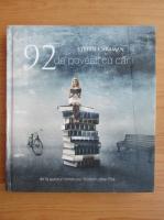 Anticariat: Stefan Caraman - 92 de povesti cu carti