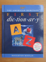 Anticariat: The American heritage first dictionary