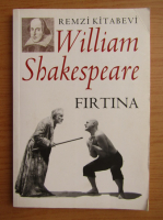 Anticariat: William Shakespeare - Firtina