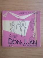 Wolfgang Amadeus Mozart - Don Juan