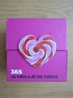 Anticariat: 365 de mesaje de iubire