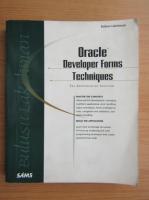 Anticariat: Bulusu Lakshman - Oracle developer forms techniques