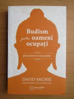 Anticariat: David Michie - Budism pentru oameni ocupati