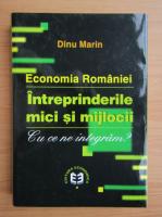 Dinu Marin - Economia Romaniei. Intreprinderile mici si mijlocii. Cu ce ne integram?