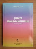 Anticariat: Emil Mihuleac - Stiinta managementului