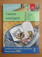 Anticariat: Florin Ionita - Caietul inteligent pentru clasa a VIII-a, semestrul al II-lea