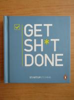 Anticariat: Get sh-t done