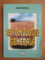 Anticariat: I. Rosca - Entomologie generala