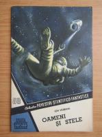 Anticariat: Ion Hobana - Oameni si stele. Colectia Povestiri stiintifico-fantastice, nr. 88