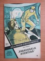 Anticariat: Ion Minzatu - Paradoxala aventura, volumul 1. Colectia Povestiri stiintifico-fantastice, nr. 90