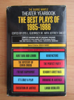 Anticariat: Jeffrey Sweet - The best plays of 1985-1956